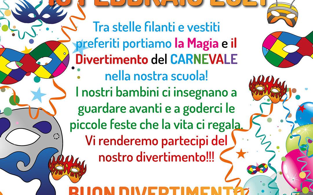 Carnevale 2021
