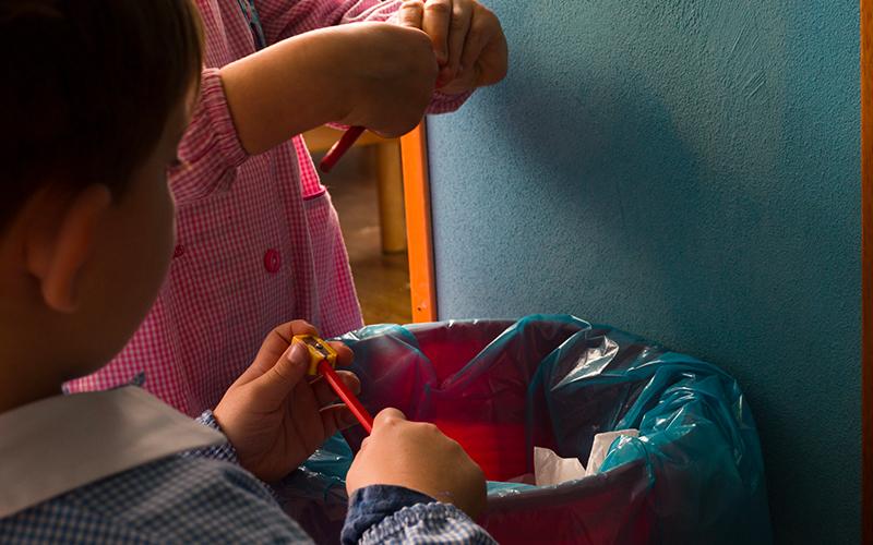 Scuola dell'infanzia Porraneo - sezione infanzia - apprendimento