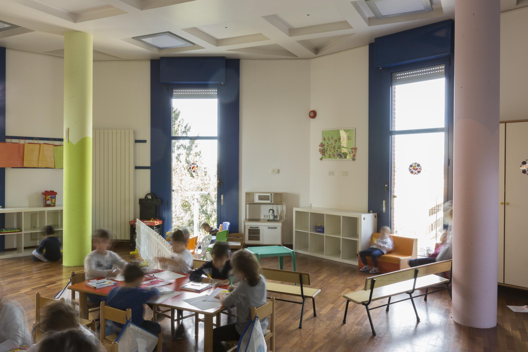 Scuola dell'infanzia Porraneo - Primavera